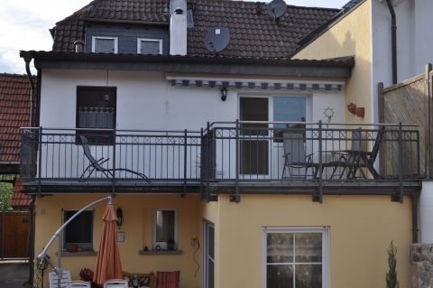 balkongel nder schwebel metallbau. Black Bedroom Furniture Sets. Home Design Ideas